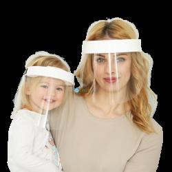 Osłona twarzy standard - pakiet rodzinny 2+2