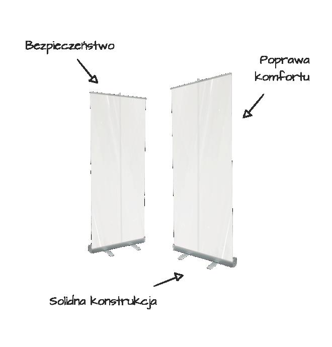 Roll Up Transparent
